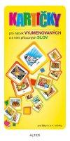 kolektiv autorů: Kartičky pro nácvik vyjmenovaných a s nimi příbuzných slov