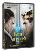 neuveden: Král Artuš: Legenda o meči DVD