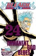Kubo Tite: Bleach 24: Immanent God blues