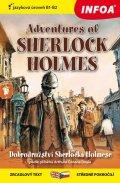 Doyle Arthur Conan: Dobrodružství Sherlocka Holmese / Adventures of Sherlock Holmes - Zrcadlová