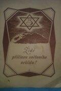Gwynne Arthur: Židé příčinou světového neklidu?