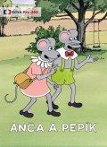 Lomová Lucie: Anča a Pepík - DVD