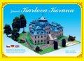 neuveden: Zámek Karlova Koruna - Stavebnice papírového modelu