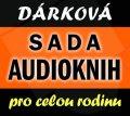 neuveden: Dárková sada audioknih pro celou rodinu - 5 D