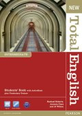 Roberts Rachael: New Total English Intermediate Students´ Book w/ Active Book Pack