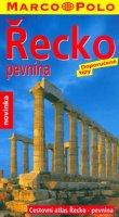 neuveden: Řecko pevnina - cestovní atlas