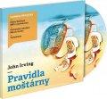 Irving John: Pravidla moštárny - 3CD mp3 (čte Ladislav Mrkvička)