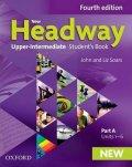 Soars Liz a John: New Headway Upper Intermediate Student´s Book Part A (4th)