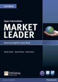 Cotton David: Market Leader 3rd Edition Upper Intermediate Coursebook w/ DVD-Rom Pack