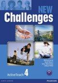 Harris Michael: New Challenges 4 Active Teach