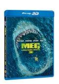 neuveden: Meg: Monstrum z hlubin 2BD (3D+2D)