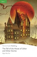 Poe Edgar Allan: PER   Level 3: The Fall of the House of Usher and Other Stories Bk/MP3 Pack