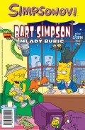 neuveden: Simpsonovi - Bart Simpson 05/2014 - Mladý buřič