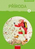 Frýzová Iva: Příroda 4 pro ZŠ - Člověk a jeho svět - Pracovní sešit