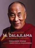 Täthong Tändzin Gedže: Jeho Svatost 14. dalajlama - Ilustrovaný životopis