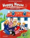 Maidment Stella: Happy House 2 Učebnice Angličtiny (3rd)