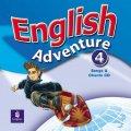 Hearn Izabella: English Adventure 4 Songs CD