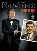 neuveden: Karel Gott - 50 let na DVD - 5 DVD