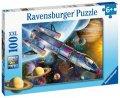 neuveden: Ravensburger Puzzle - Vesmírná mise 100 dílků