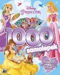 neuveden: Disney Princezny - 1000 samolepek