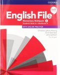 Latham-Koenig Christina; Oxenden Clive: English File Elementary Multipack A with Student Resource Centre Pack (4th)