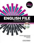 Latham-Koenig Christina; Oxenden Clive: English File Intermediate Plus Multipack A (3rd) without CD-ROM