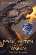 Paolini Christopher: The Fork, the Witch, and the Worm: Tales from Alagaësia (Volume 1: Eragon)