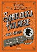 neuveden: Hádanky a hlavolamy Sherlocka Holmese – nové případy