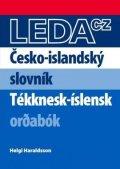 Haraldsson Helgi: Česko-islandský slovník / Tékknesk-íslensk or?abók