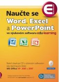 Novák Jan: Naučte se Word, Excel a PowerPoint - CD