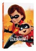neuveden: Úžasňákovi 2 DVD - Edice Pixar New Line