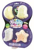 neuveden: PlayFoam Boule 4pack - Svítící (CZ/SK)