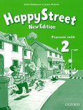 Maidment Stella: Happy Street 2 Pracovní Sešit (New Edition)