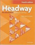 Soars John and Liz: New Headway Pre-intermediate Workbook with Key (4th)
