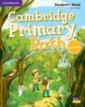 Milne Kim: Cambridge Primary Path Foundation Student´s Book with Creative Journal