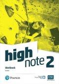 Hastings Bob: High Note 2 Workbook (Global Edition)