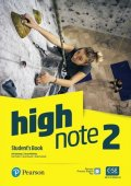 Hastings Bob: High Note 2 Student´s Book + Basic Pearson Exam Practice (Global Edition)