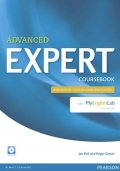 Bell Jan: Expert Advanced 3rd Edition Coursebook w/ Audio CD/MyEnglishLab Pack