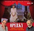 Svěrák Zdeněk, Uhlíř Jaroslav,: Operky - DVD+CD