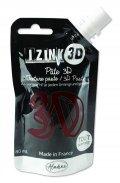 neuveden: IZINK 3D reliéfní pasta 80 ml/ambre, hnědá