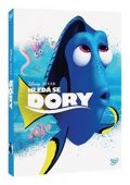 neuveden: Hledá se Dory DVD - Edice Pixar New Line