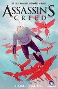 Del Col Anthony, McCreery Conor,: Assassins Creed 3 - Návrat domů