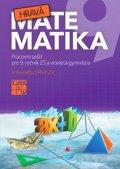 neuveden: Hravá matematika 9 – pracovní sešit
