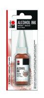 neuveden: Marabu Alkoholový inkoust/bronzový 20 ml