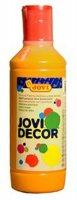 neuveden: JOVI DECOR - akrylová barva 250ml oranžová