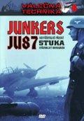 neuveden: Junkers Ju87 Stuka - Válečná technika 6 - DVD
