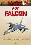 neuveden: F-16 Falcon - Válečná technika 12 - DVD