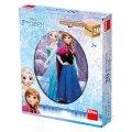 Disney Walt: Ledové království - dřevěné kostky 20 kostek