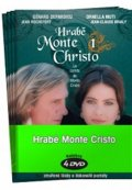 Dumas Alexandre: Hrabě Monte Christo 1 - 4 / kolekce 4 DVD