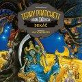 Pratchett Terry: Sekáč - Úžasná zeměplocha - 2 CD (Čte Jan Vondráček)